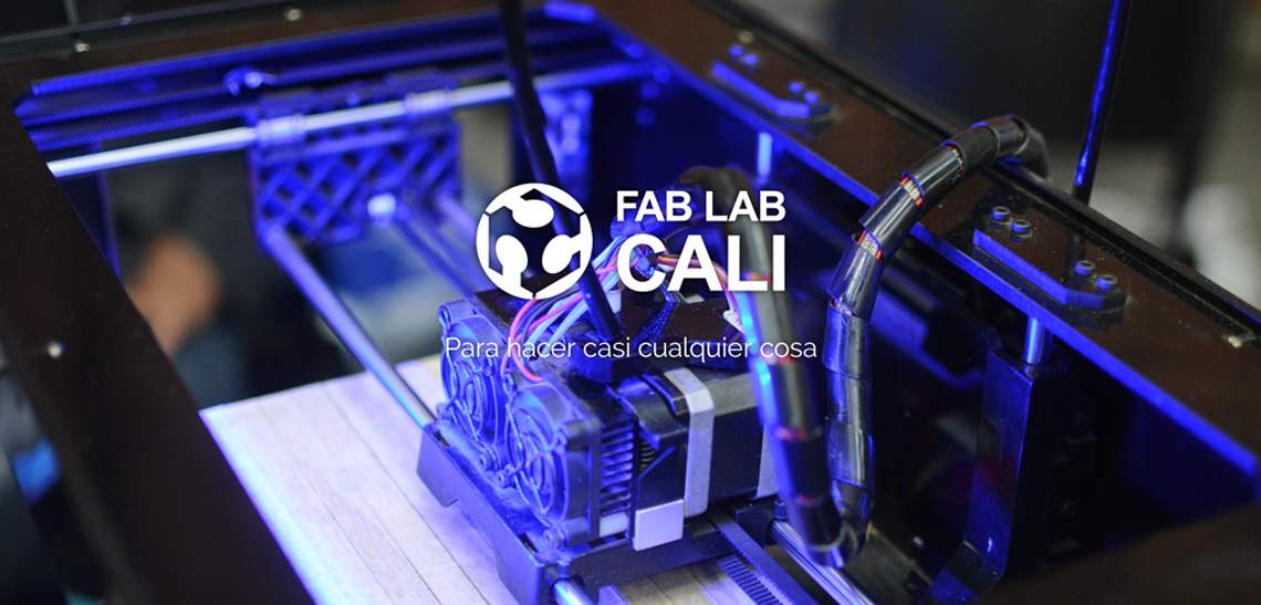 Fab Lab Cali en la Universidad Autónoma de Occidente