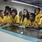 Niños del bennet Fab Lab